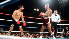 Boxing's Fab Four Part Five: Hagler Vs Duran