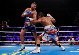 The end is near for David Haye in his rematch with Bellew