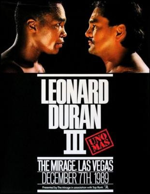 Leonard Vs Duran 3 was expected to be an exciting affair