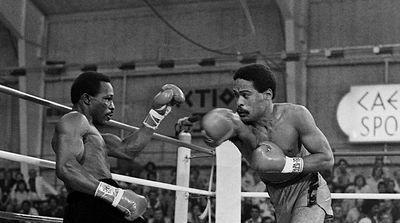 Putting Maurice Hope under pressure