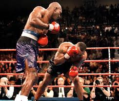 Holyfield had Mike Tyson's number