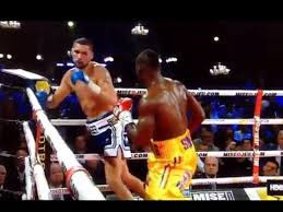 Tasting defeat No 2 vs Adonis Stevenson