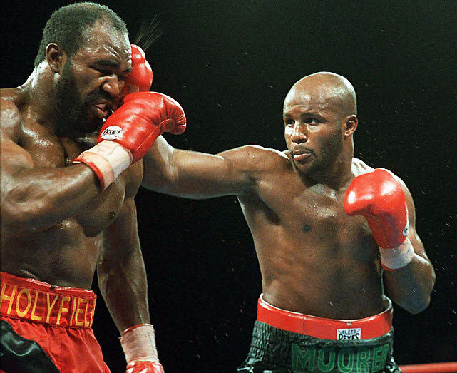 Moorer used his jab to good effect