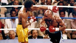 Boxing's Fab Four Part Seven: WAR!!