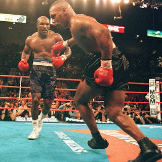 Tyson is on the brink