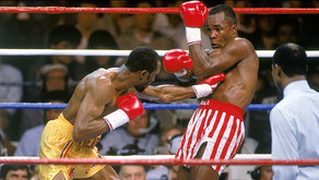 Boxing's Fab Four Part Nine: Leonard Vs Hearns II