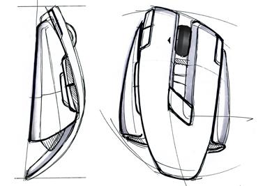 artwolf design mouse 9