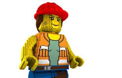 LLDUB_LM_467 FEMALE CONSTRUCTION WORKER_render04