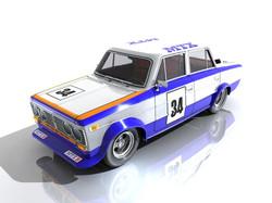 VAZ 2013 mtx Racing