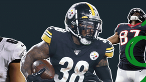 2019 Waiver Wire – Week 9