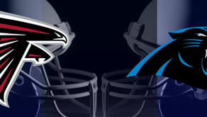 Falcons vs. Panthers - Week 8