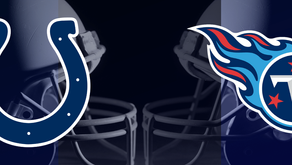 Colts vs. Titans - Week 9