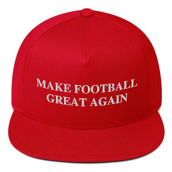 Make Football Great Again Snapback