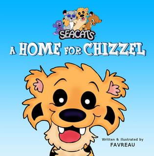 Favreau Children's Book Cover