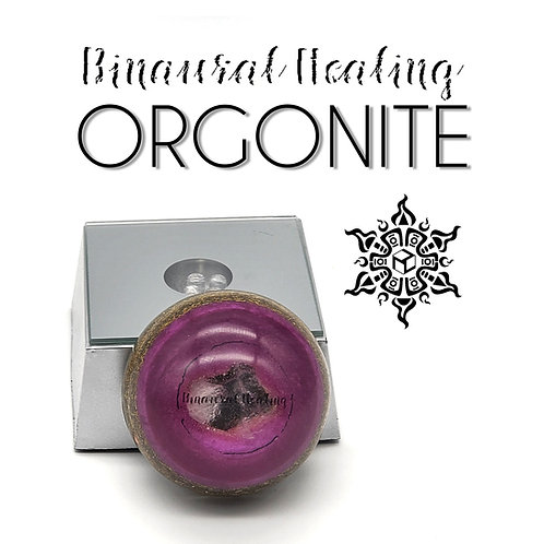 Binaural Healing Medium Dome