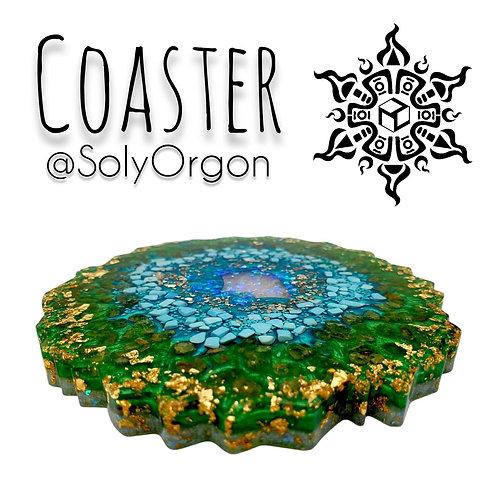 Geode Coaster