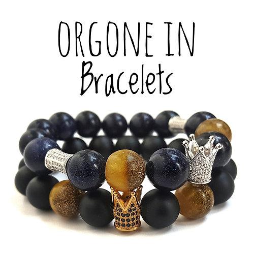 Bracelets EMF Balance different Crystals