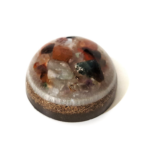 Dome medium Crystals Mix