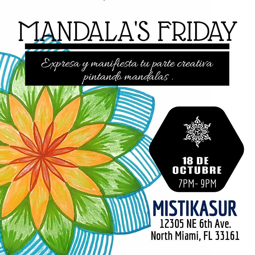 Mandalas Friday