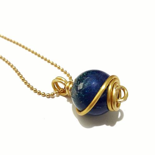Sphere Ball~ Pendant  EMF Balance