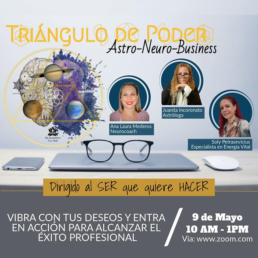 TRIÁNGULO DE PODER~ Astro Neuro Business