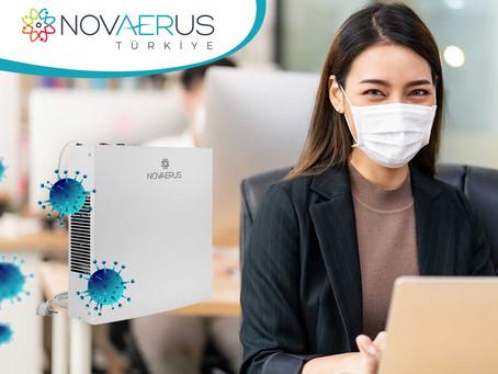 Novaerus ile Dezenfekte Güvenli midir?