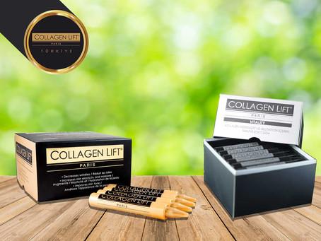 Kolajen Ötesi Takviyeler ile, Collagen Lift Paris!