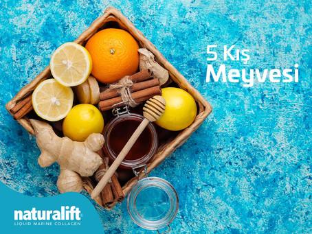 Cilt Sağlığını Destekleyen 5 Kış Meyvesi!