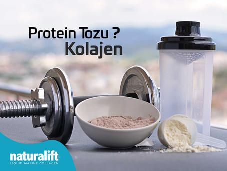 Kolajen Bir Protein Tozu mudur?