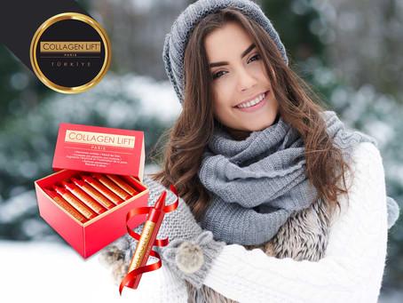 Kışın Güzellik Esintisi Collagen Lift Paris™ Red Carpet!