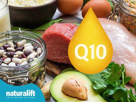 Sağlıklı besin tüket, Koenzim Q10 üret!
