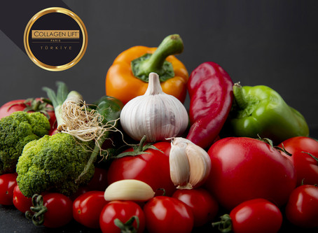 Doğal İyileştirici Besinler