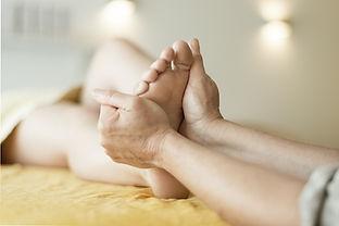 Körpertherapie Schädeli Münsingen Reflexzonenmassage