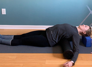 3 Restorative Yoga Poses for Sitters and CrossFitters