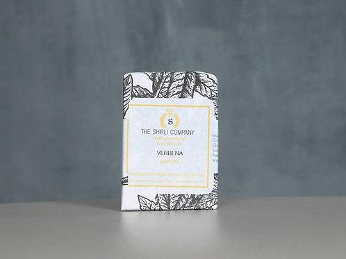 Handmade Organic Oatmeal Verbena & Lemon Soap
