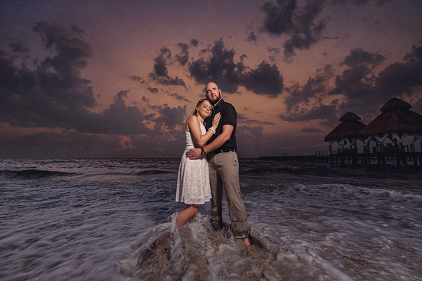 Engagement-Cancun-Mexico