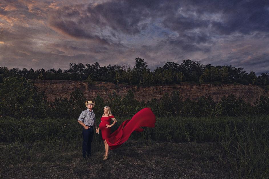 Maternity-Portrait-Missouri