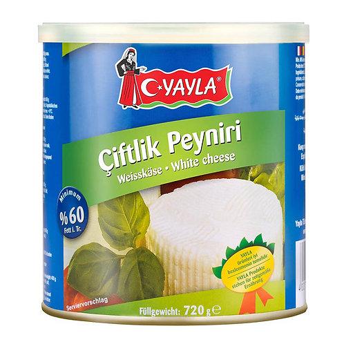 Yayla Weißkäse 60% Fett 400g
