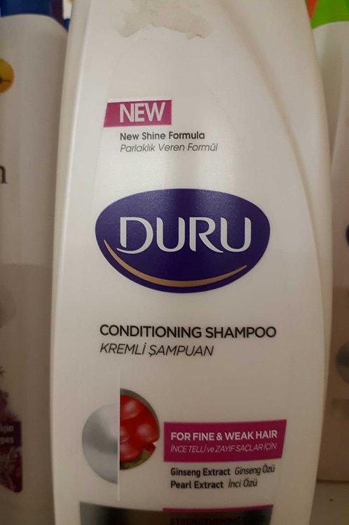 Duru Shampoo güçlendirici bakim