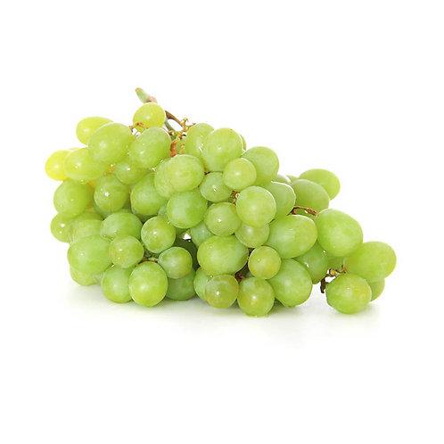 Weintrauben weiß