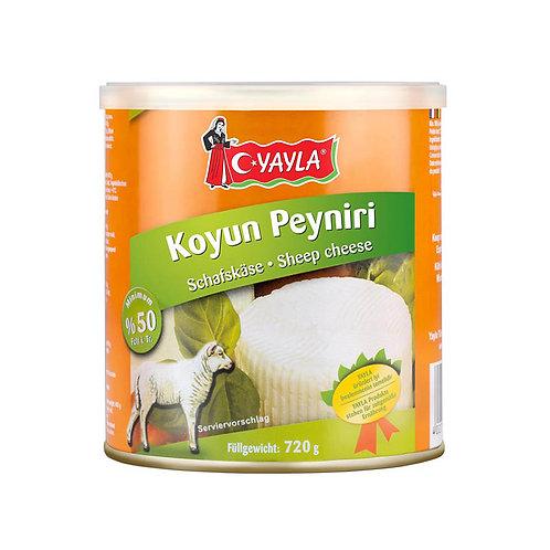 Yayla Schafskäse 50% Fett 400g