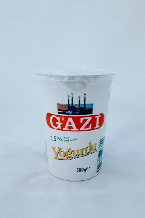 Gazi yogurt 500gr