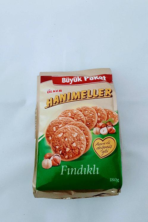 Ülker hanimeller Nuss kekse