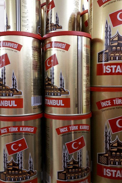 Istanbul Türkischer Kaffee 500gr