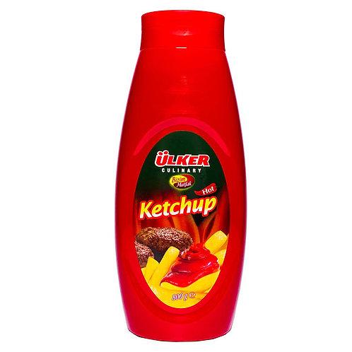 ÜLKER Ketchup scharf 420g