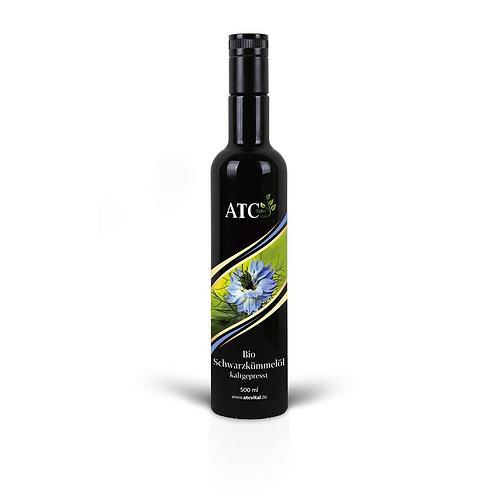 Atc vital Schwarzkümmelöl Bio  500ml