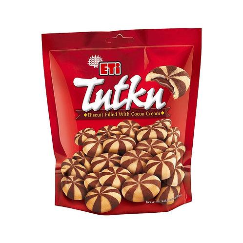 ETI Tutku Mosaik-Kekse mit Kakaofüllung 180g