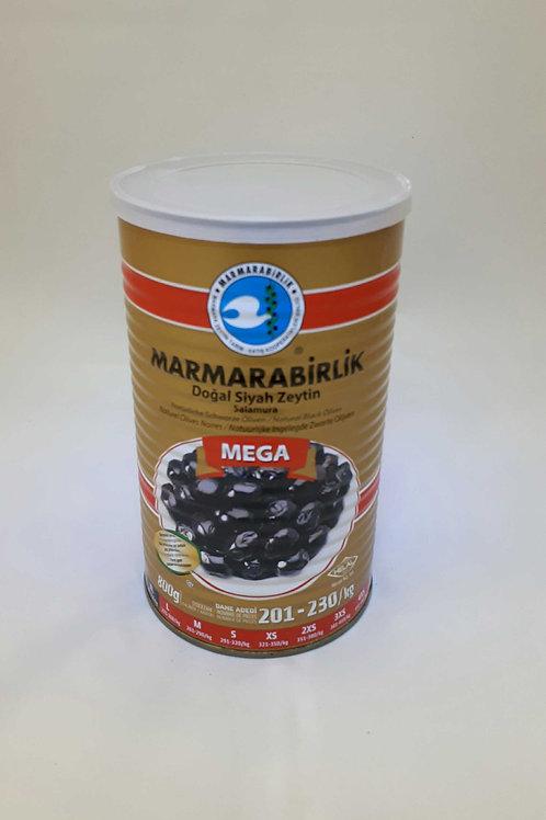 Marmara siyah zeytin Mega