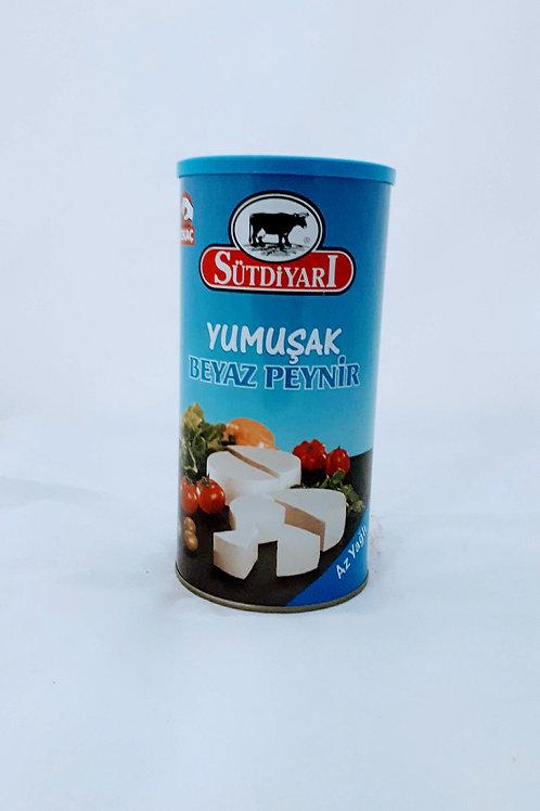 Sütdiyari yumusak beyaz peynir az yagli