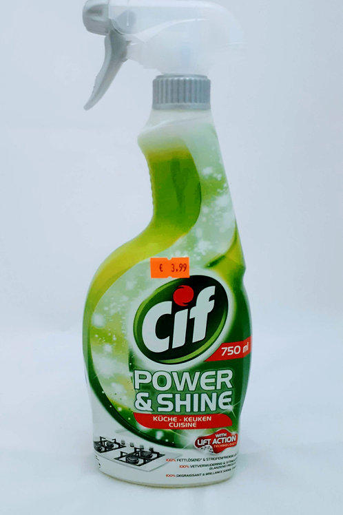Cif  Powercream